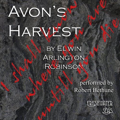Avon's Harvest audiobook cover art