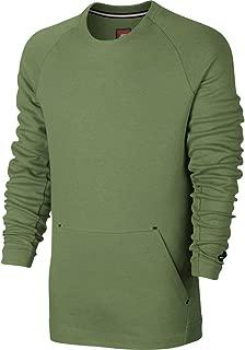 Men's Sportswear Tech Fleece Crew 805140-387 (Large) Tech Pack
