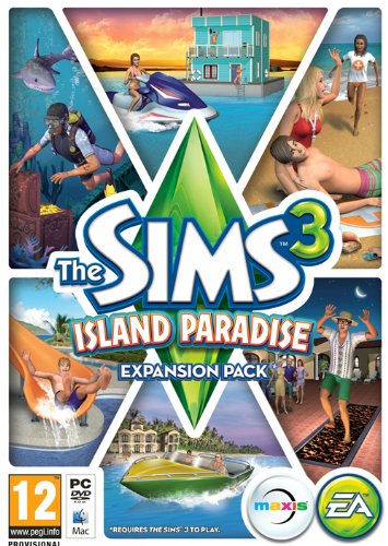 NEW & SEALED! The Sims 3 Island Paradise Expansion Pack PC Game