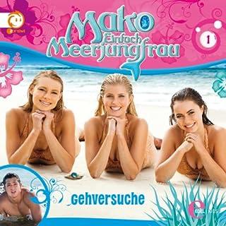 Gehversuche (Mako - Einfach Meerjungfrau 1) Titelbild