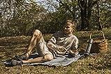 cnoc Premium Praktisches 9 in 1 Campingbesteck Edelstahl I Picknick Besteck | Outdoor Besteck| Festival Ausrüstung | Besteck Multitool | Besteck Camping | Faltbesteck | Feldbesteck | Reisebesteck - 5