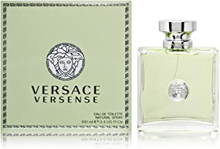 Versace Versence by Versace for Women - Eau de Toilette, 100ml