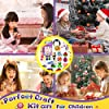 YOFUN Paint Your Own Wooden Magnet - 26 Wood Painting Craft Kit and Art Set for Kids, Art and Craft Supplies Party Favors for Boys Girls Age 4 5 6 7 8, Easter Crafts & Basket Stuffers #5
