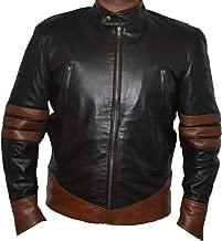 Classyak XO Wolverine Genuine Leather Jacket, A Grade Sheep Leather Xs-4xl