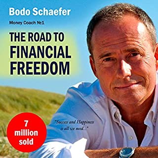 The Road to Financial Freedom audiobook cover art