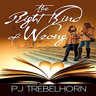 The Right Kind of Wrong                   By:                                                                                                                                 PJ Trebelhorn                               Narrated by:                                                                                                                                 Paige McKinney                      Length: 6 hrs and 49 mins     1 rating     Overall 4.0