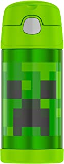 Thermos Funtainer 12 Ounce Bottle, Minecraft