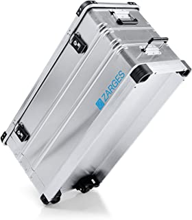 Zarges K424 XC Transport Case with Caster Wheels, Travel Accessories