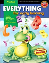 everything for early learning book