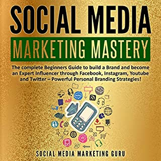 Social Media Marketing Mastery cover art