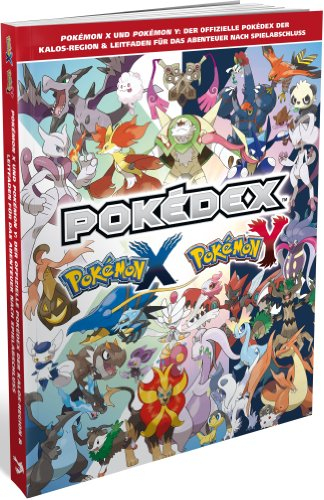 Pokemon X, Pokemon Y, Pokedex