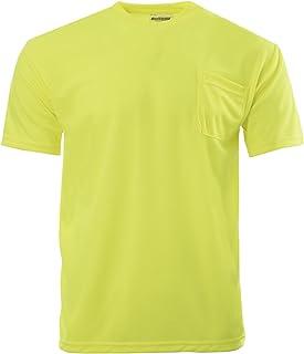 JORESTECH High Visibility T-Shirt with Pocket Short Sleeve