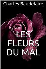 Les Fleurs du mal illustree Format Kindle