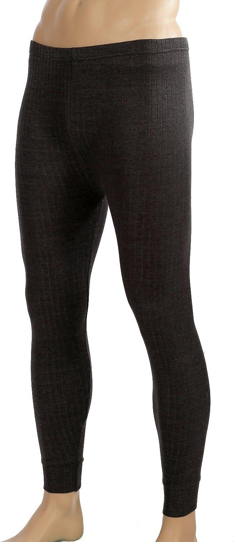 Double men women speed pantalon unisexe thermo, sousvêtement de ski size grey Medium grey  grey