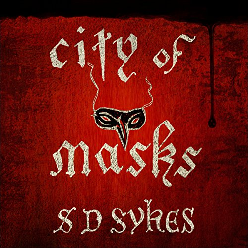 City of Masks cover art