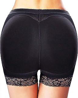 Butt Lifter Hip Enhancer Pads Underwear Shapewear Lace Padded Control Panties Shaper Booty Fake Pad Briefs Boyshorts