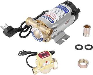 comprar comparacion 220 V 100 W Auto Hogar Bomba de Impulso de Acero Inoxidable para Agua Tubería fregadero facucet Ducha de presión de Agua B...