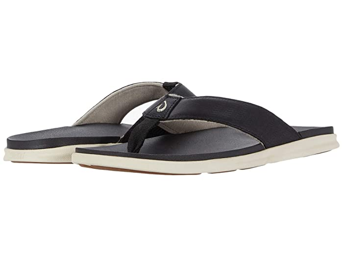 Alania  Shoes (Black/Black) Men's Sandals
