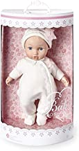 You & Me Baby So Sweet 16 inch Nursery Doll Blonde with Blue Eyes in White