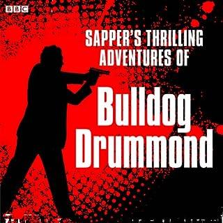 Sapper's Bulldog Drummond cover art