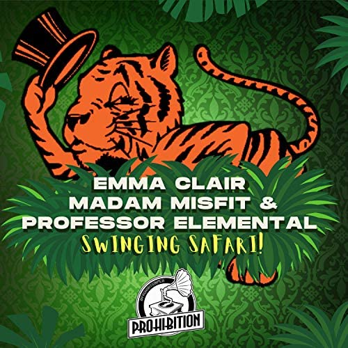 Emma Clair, Madam Misfit & Professor Elemental