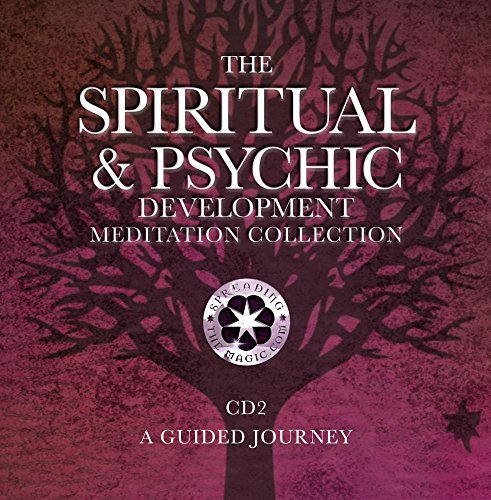 A Guided Journey CD2 from The Spiritual & Psychic Development Meditation Collection