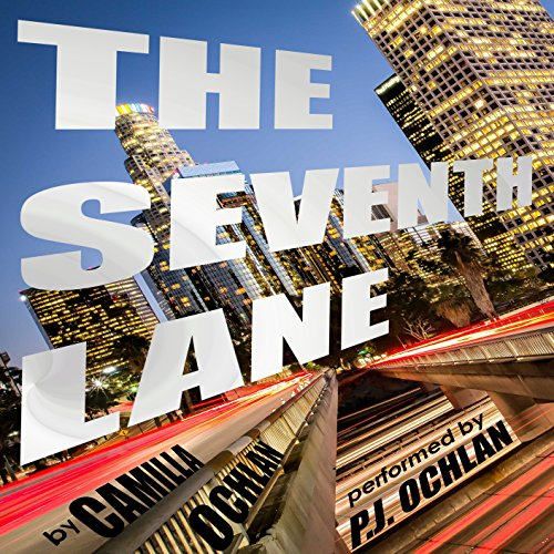 The Seventh Lane audiobook cover art