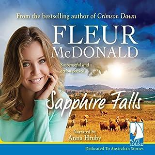Sapphire Falls cover art