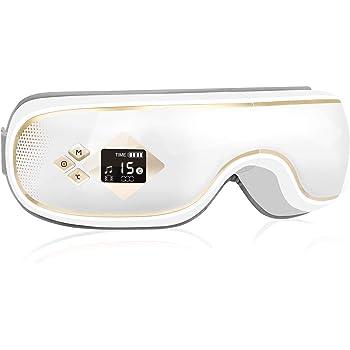 【2020年夏デビュー】GALOPAR アイウォーマー 最新グラフェン加熱技術 目元エステ 液晶ディスプレイ Bluetooth USB充電 目もと 男女兼用 ギフト クリスマス プレゼント 目元ケア 通気性