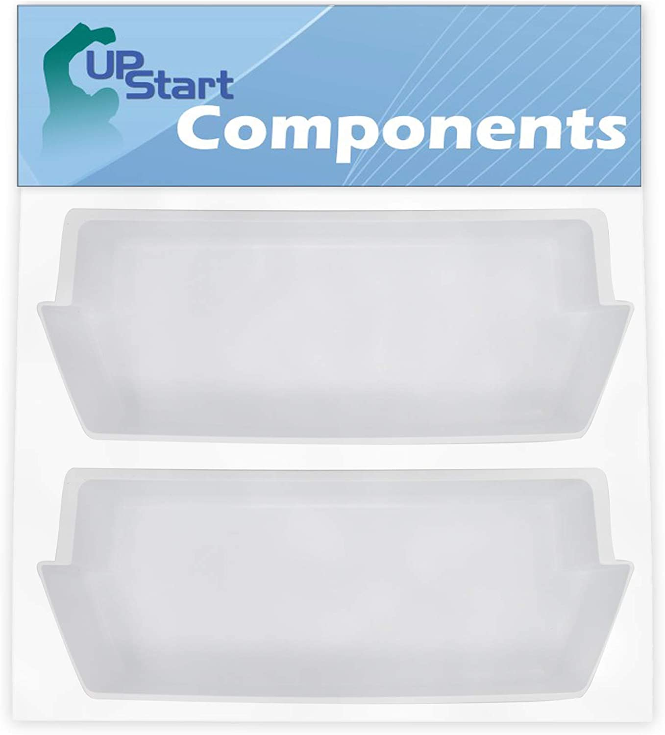 2-Pack 2187172 Refrigerator Door Bin for Fort Worth Mall E Whirlpool Ranking TOP3 Replacement