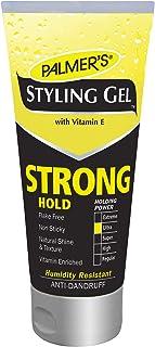 PALMER'S Strong Hold Styling Gel Anti Dandruff Formula - 5.25oz