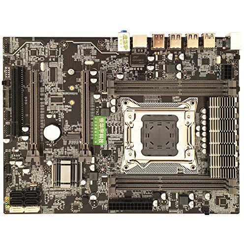 Chou X79Z LGA2011 - Placa base ATX (SATA3, disco duro M.2, memoria DDR3)
