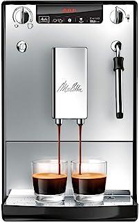 Melitta Caffeo Solo&Milk E953-102, Cafetera Automática con Sistema de Leche, Molinillo, 15 Bares, Café en Grano, Limpieza ...
