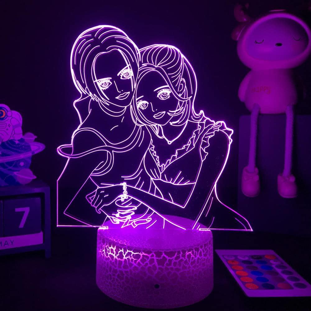 Courier shipping free led Lights Anime 3D Lamp Nippon regular agency Figure Child Nightlight Bedroom Kids De