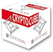Zometool - The Cryptocube Brainteasers for Ages 10 to 12