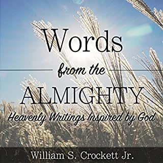 Words from the Almighty audiobook cover art