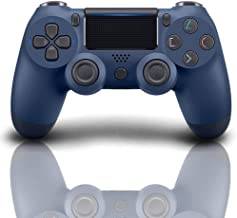 $32 » Game Controller - Wireless Gamepad for PS4/PS4 Pro/PC and Laptop with Vibration and Audio Function, Mini LED Indicator, Hi...