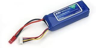 E-flite 11.1V 800mAh 3S 30C LiPo, 18AWG JST, EFLB8003SJ30