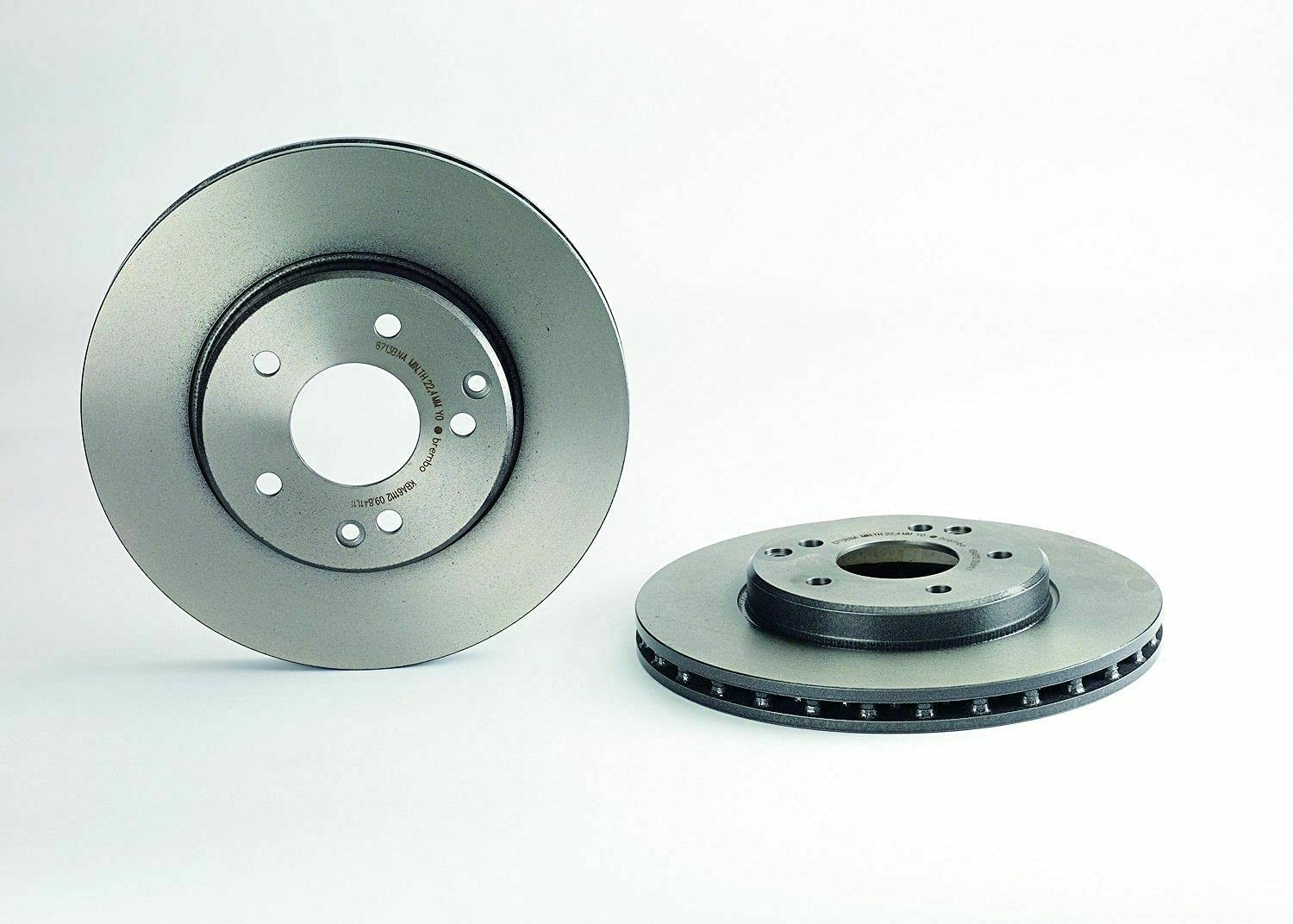Compatible with Mercedes Tulsa Mall W203 l4 V6 PVT OFFicial shop Front Brake Disc U Rotor