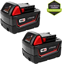 Best milwaukee fuel 9.0 battery Reviews