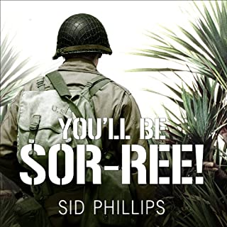 You'll Be Sor-ree! audiobook cover art