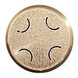 Trafila in bronzo per Orecchiette per macchina pasta fresca professionale VIP/2 2,8kg e VIP4 4kg