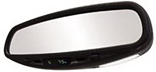 Gentex 20ADMCTG Auto-Dimming Rear View Mirror System with Compass and Temperature