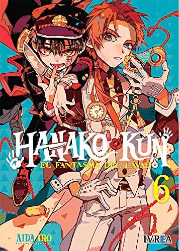 Hanako-Kun : El Fantasma del Lavabo 6: 06