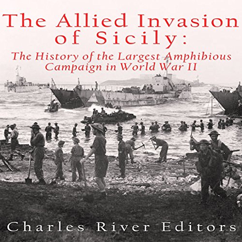 Couverture de The Allied Invasion of Sicily