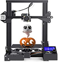 Creality Ender 3 3D Printer by MKK Fully Open Source with Resume Printing,Upgraded Build Surface Plate Mat, UL Certified P...
