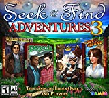 Seek and Find Adventures 3 (4 Game Pack)