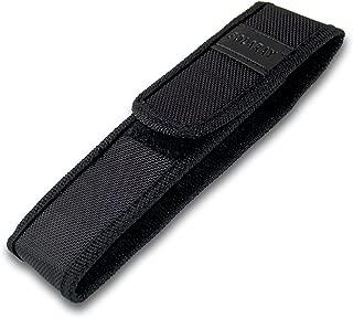 Solaray ZX-1, ZX-2 Flashlight Holster (Medium): Covered Flashlight Belt Holster Fits Most Medium Size Flashlights.