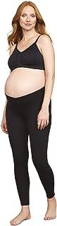 Motherhood Maternity Women's Maternity Bump Start 2 Pack Under Belly Full Length Leggings