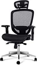 Artiss Office Chair Gaming Chair Computer Chairs Mesh Net Seating (Model 3, Black)